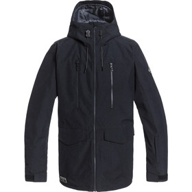 Quiksilver Fairbanks Chaqueta Snowboard Hombre, true black